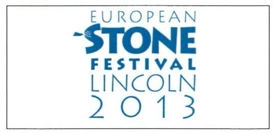 flyer festival de la pierre 2013
